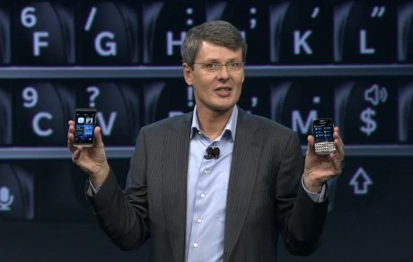 BlackBerry Z10 dan Q10