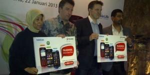 Paket internet Telkomsel Nokia Asha