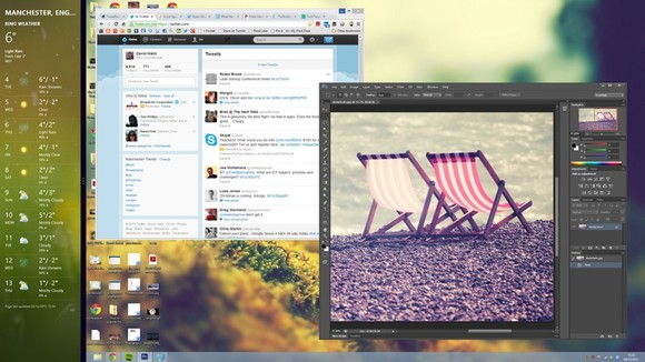 Tips Setting Windows 8