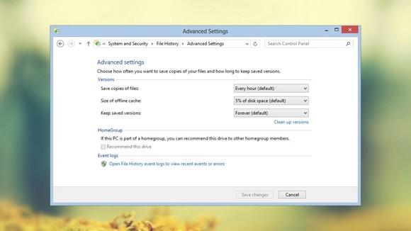 Tips Setting Windows 8 4