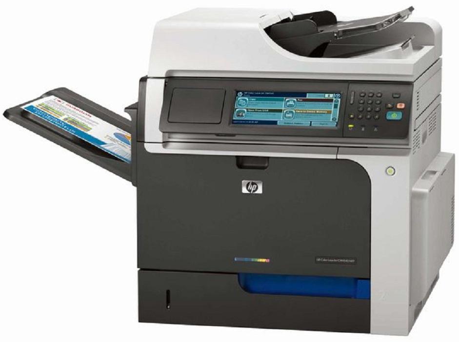 Mengecek Kondisi Printer HP dari Jarak Jauh
