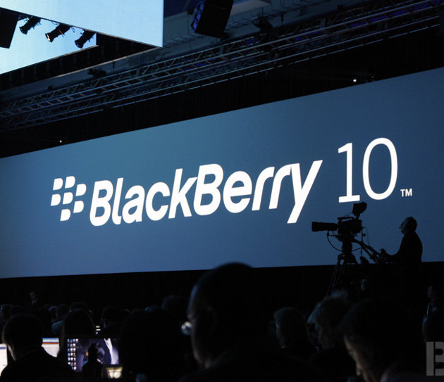 Penjulan Blackberry 10 Laris di inggris
