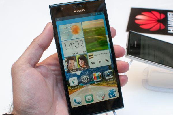 Huawei Ascend P2 Ponsel Cina Paling Kenceng di Dunia