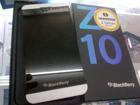 harga blackberry z10 bm di indonesia