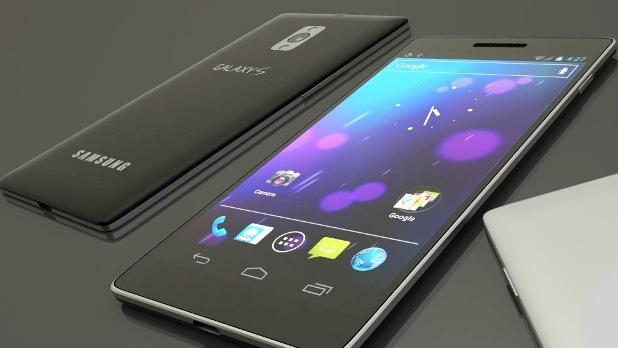 Jam Tangan Mungil Milik Samsung Galaxy S4