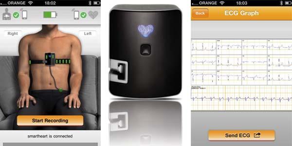 Smartphone Alat Pendeteksi Jantung