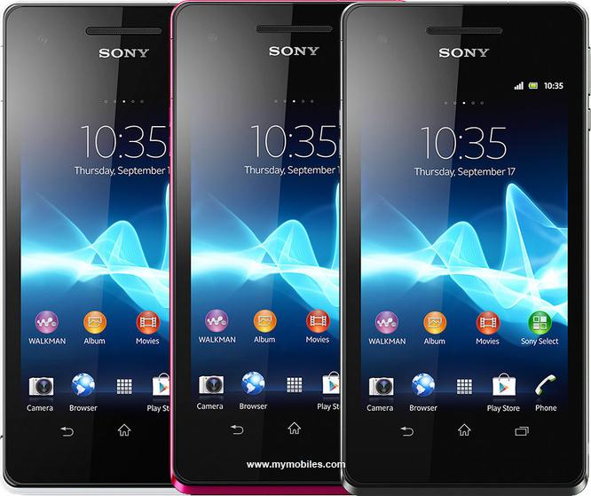 Sony Xperia V bisa di Update ke Jelly bean