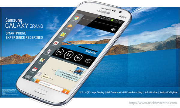 Samsung Galaxy-Grand Duos