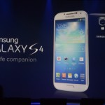 Samsung Galaxy S IV Hands on Video