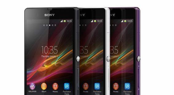 Harga Sony Xperia Z hp anti air di indonesia