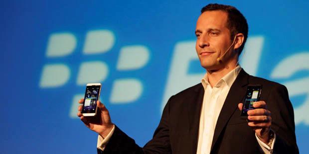 BlackBerry Mengincar Pemasukan dari Android dan iPhone