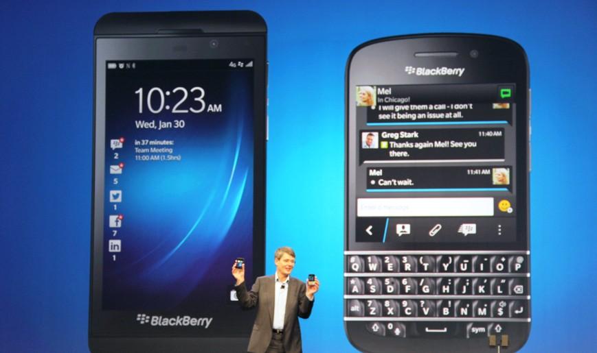 Harga BlackBerry Q10 Terbaru Rp 7,8 Juta?