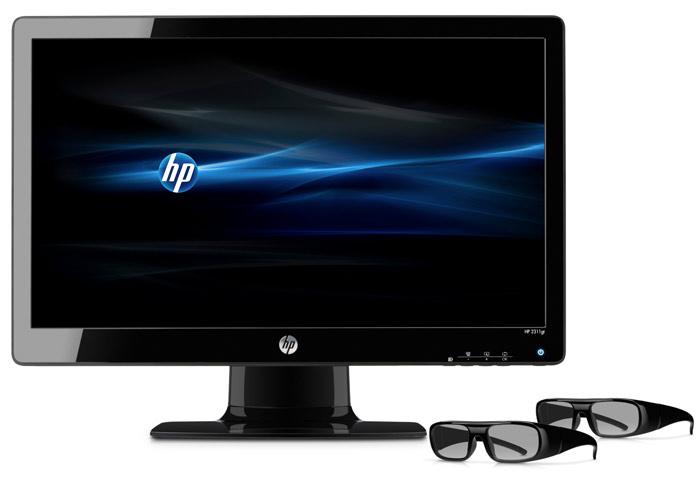 TV 3D HP