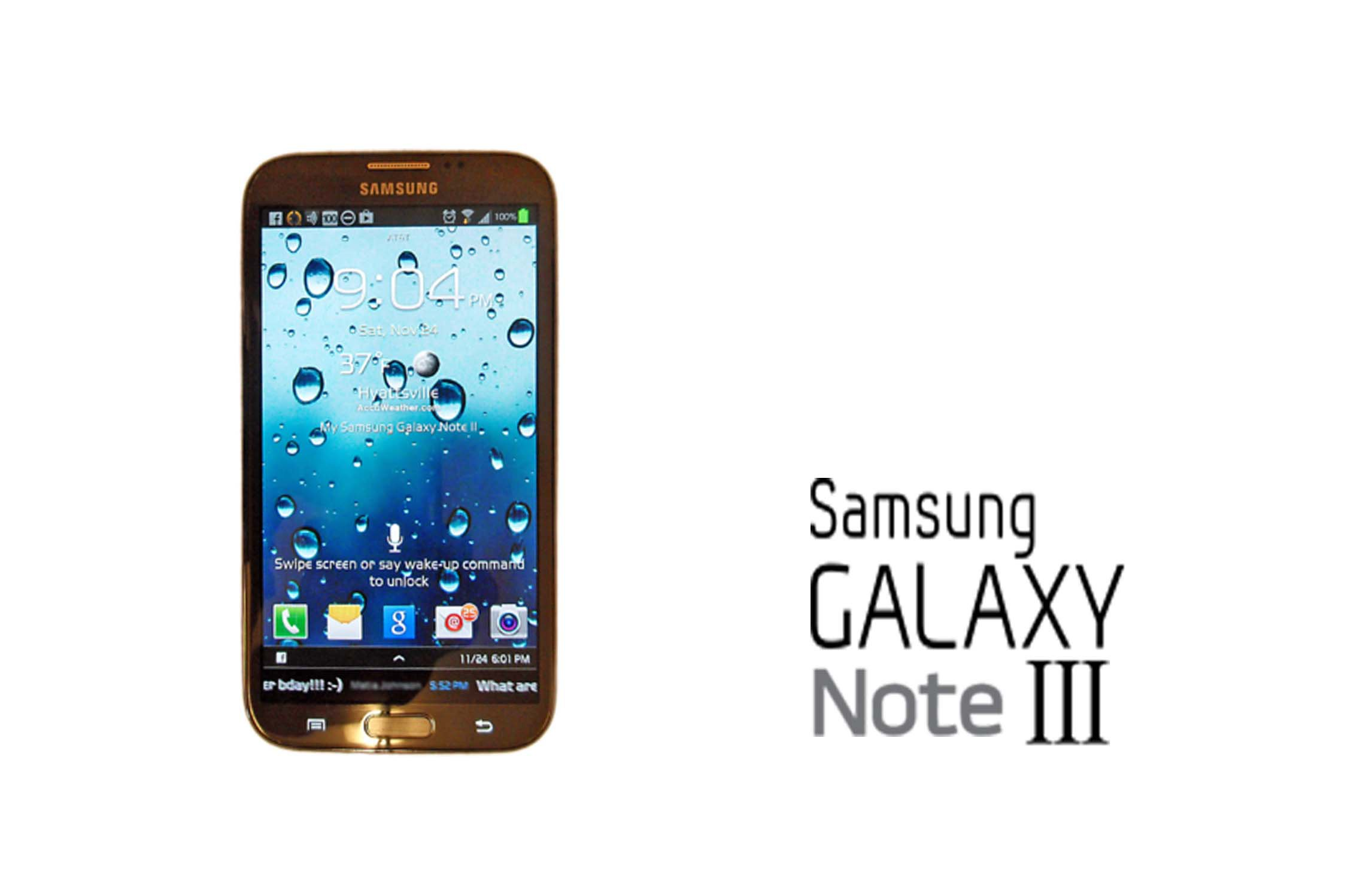 Samsung Galaxy Note III meluncur dibulan September