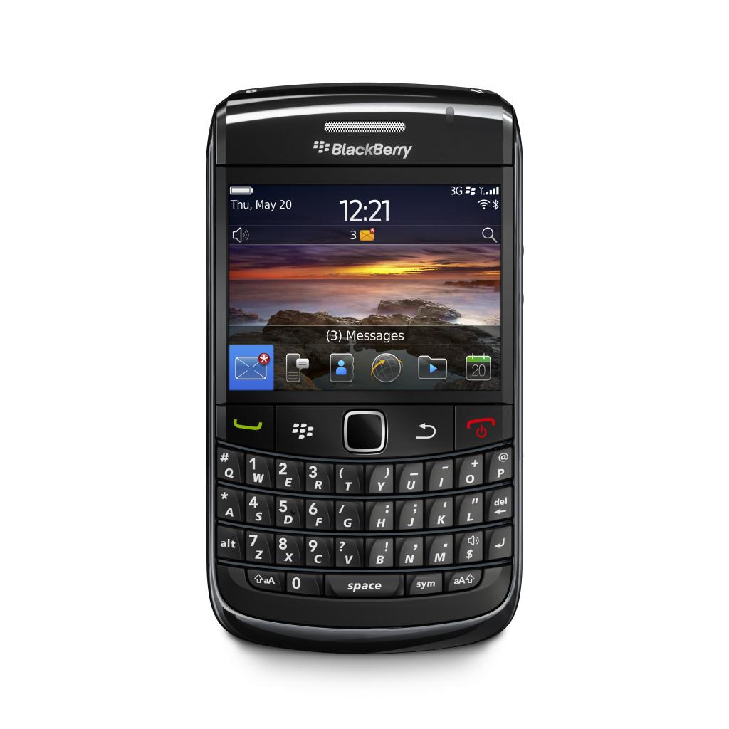 BlackBerry Bold 9780 onyx II