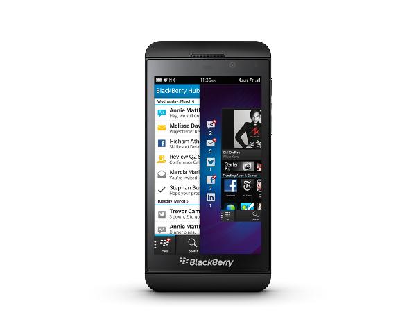 Blackberry z10 harga spesifikasi