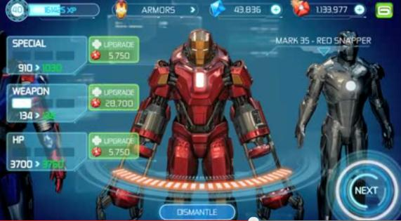 Game Iron Man 3