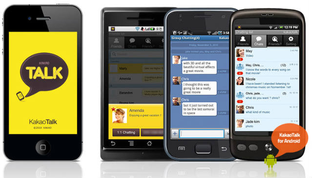 Kakao Talk Messenger