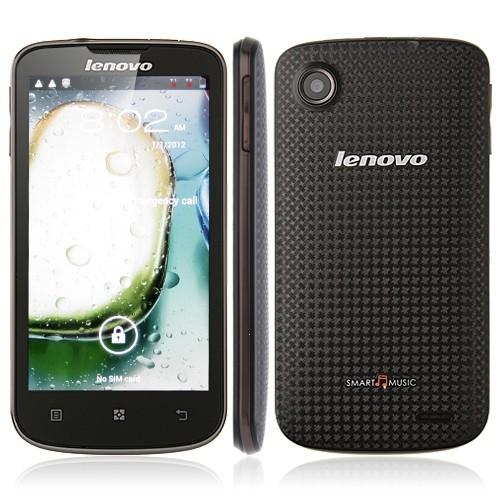 Lenovo IdeaPhone A800 Harga spesifikasi