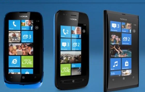 Windows Phone Nokia Lumia