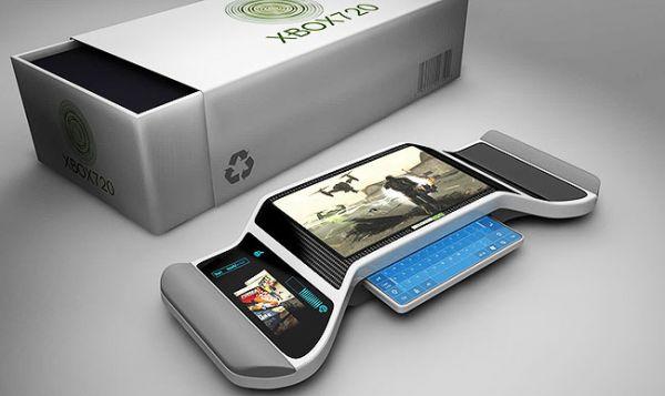 Aplikasi Windows 8 untuk Xbox 720?