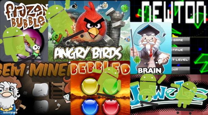 game android gratis terbaik 2013