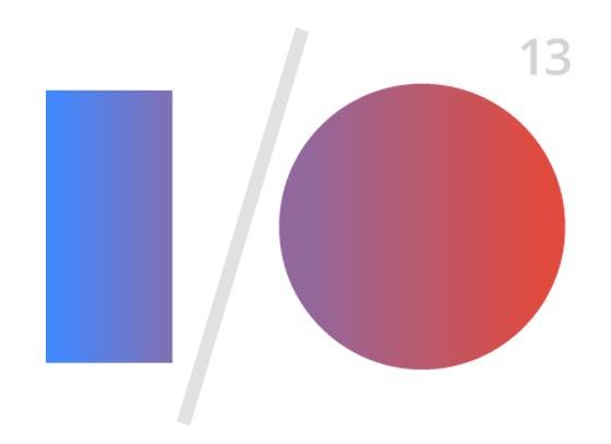 google io 2013 logo