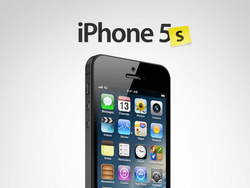 iPhone 5S dengan Kamera 12MP