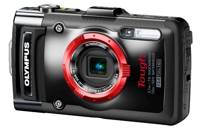 Kamera Bawah Air Olympus TG-2 Harga 4,99 Juta