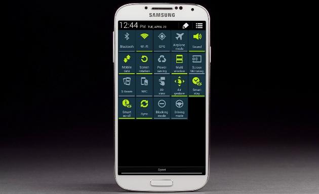 Pengiriman Samsung Galaxy S4 akan Tertunda