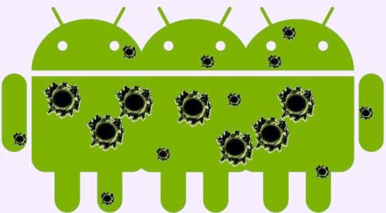 Serangan Malware di Android Meningkat