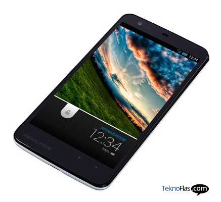 AQUOS Phone Xx SoftBank 206SH