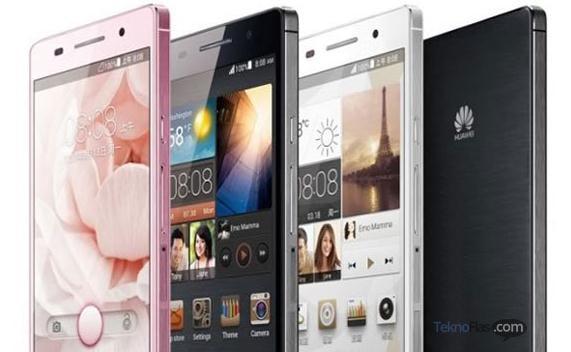 Bantahan CEO Huawei Tentang Harga Ascend P6