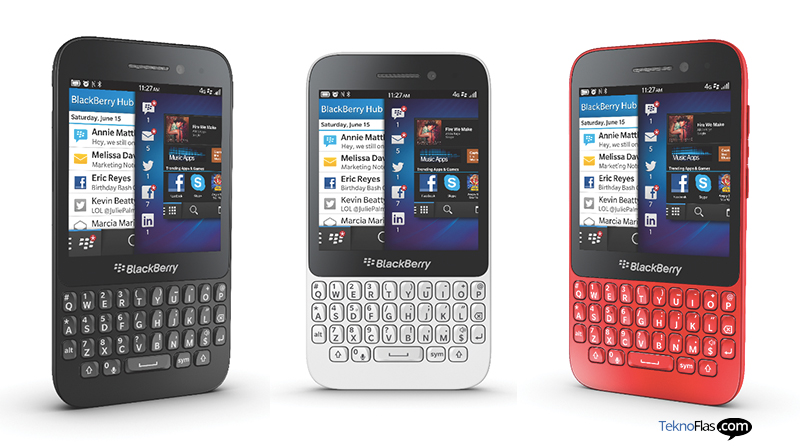 BlackBerry 10 Q5