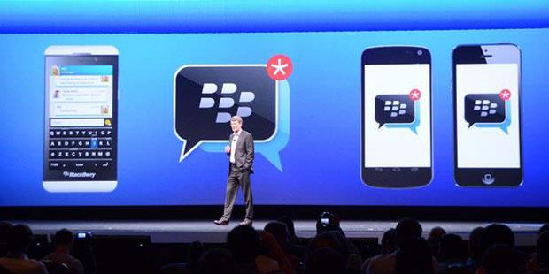 BlackBerry for Android iOS