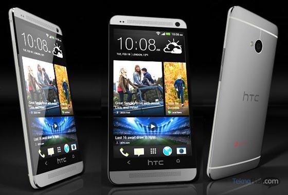 HTC One Versi Besar