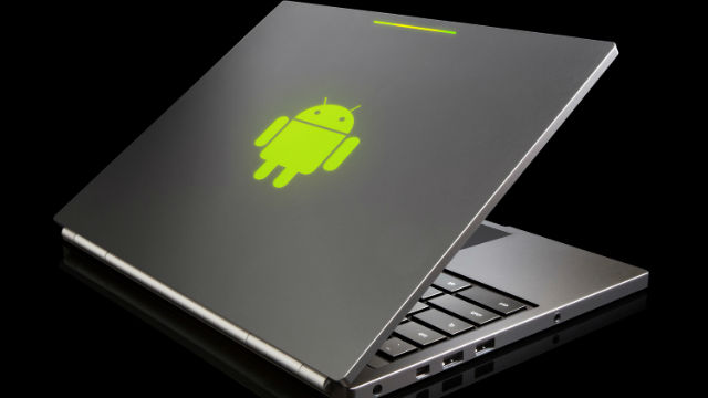 Laptop Dengan OS Android 5.0