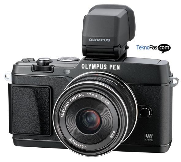 Olympus-PEN-E-P5-camera-EVF