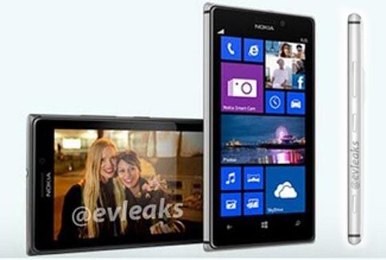 Penampakan Nokia Lumia 925