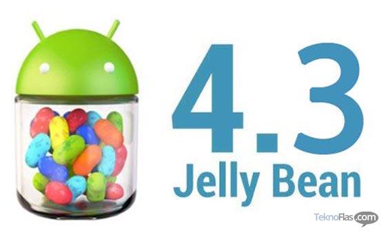 Perangkat HTC dapat update Android 4.3