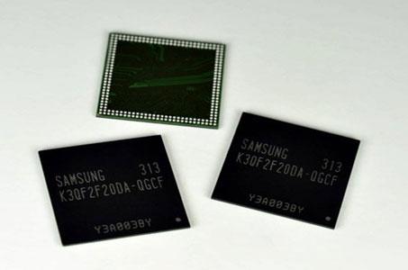 Samsung DRAM 4GB