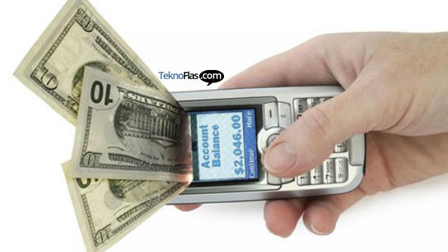 Transfer Uang via SMS