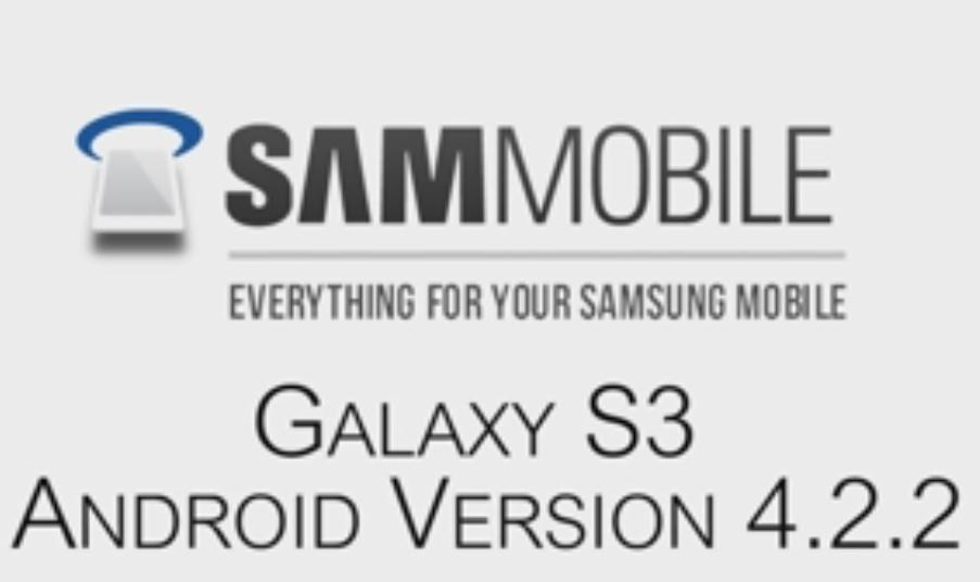 Update Android 4.2.2 Samsung Galaxy 3