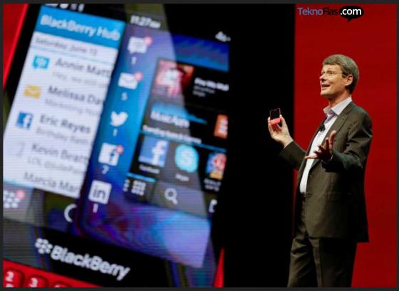 BlackBerry Q5, Smartphone QWERTY untuk Pasar Menengah