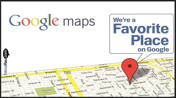 Google Rencanakan Tampilan Baru Google Maps