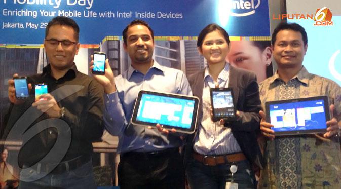 Intel Perkenalkan Dua Prosesor Baru untuk Perangkat Mobile