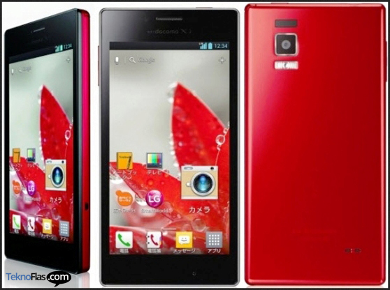 LG Optimus G Anti Air Segera Dirilis