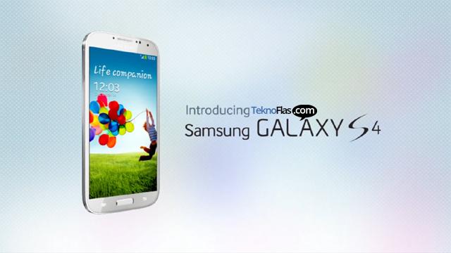 Samsung Galaxy S4 Terjual 4 Juta Unit dalam 4 Hari