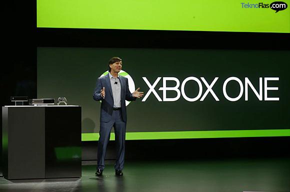 Xbox One, Xbox Generasi Baru yang Diluncurkan Microsoft