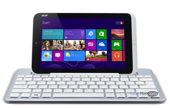 Acer Rilis Iconia W3, Tablet 8 Inci Harga 4 Jutaan